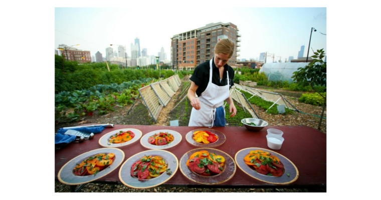 May 18 | Farm-to-Fork Dinner | The Earth Will Not Abide