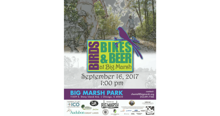 Birds, Bikes & Beer – Saturday, 9/16